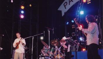 Dan Phillips Trio feat. Krzysztof Pabian, Tim Mulvenna