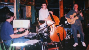 Dan Phillips Trio with Phil Gratteau and Krzysztof Pabian 1999