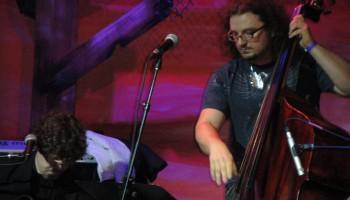 Krzysztof Pabian Trio feat. Luciano Antonio and Tim Mulvenna