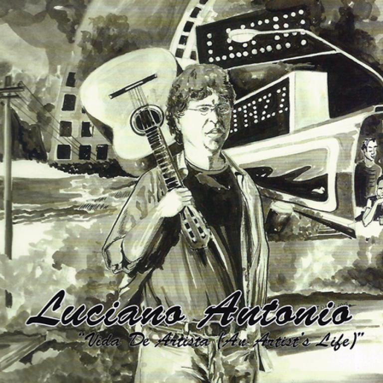 Luciano Antonio - Vida de Artista