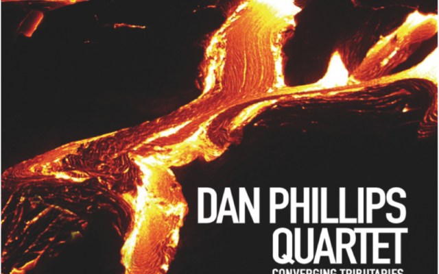 """Dan Phillips Quartet featuring Jeb Bishop, Timothy Daisy and Krzysztof Pabian """"Converging Tributaries"""""""