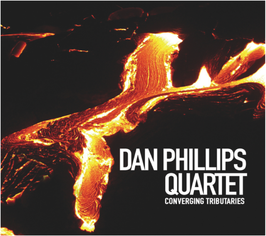 "Dan Phillips Quartet featuring Jeb Bishop, Timothy Daisy and Krzysztof Pabian ""Converging Tributaries"""