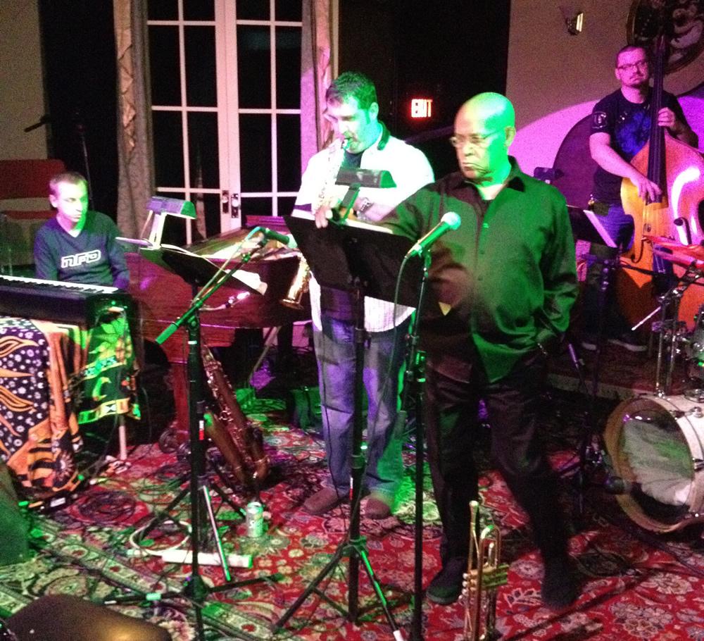 Eddie Henderson and Tomek Grochot Quintet